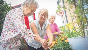 Táncóra és kertészkedés orvosi előírásra