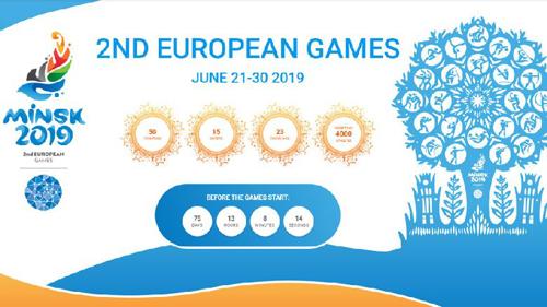 Száznál is több magyar résztvevője lesz az Európa Játékoknak
