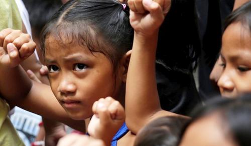 A fiatalok 80 százaléka szenved el zaklatást a Fülöp-szigeteken