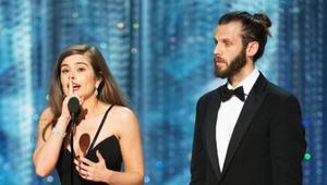 Áttörtek egy falat az Oscar-gálán