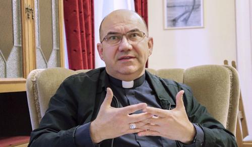 Marton Zsolt: Legyünk olyan egyház, ahová öröm tartozni
