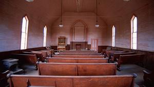 Mi értelme üres templomban prédikálni?