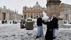 Ritkán látott képek a Vatikánból