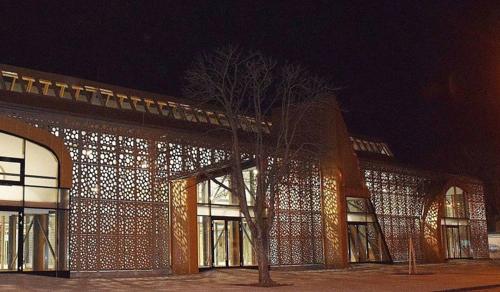 Pécsi társasház és a nagykőrösi piaccsarnok nyerte idén az Év háza díjat
