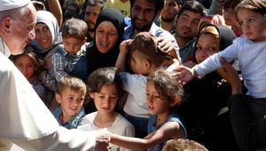 Ferenc pápa és a migráció