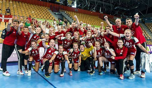 Eb-győztes az U17-es leány kézilabda-válogatott!