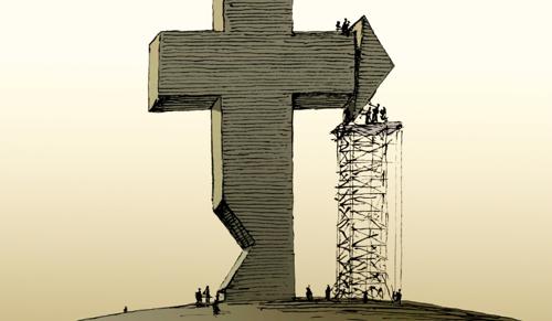 Politika az egyházban – egy felmérés tükrében