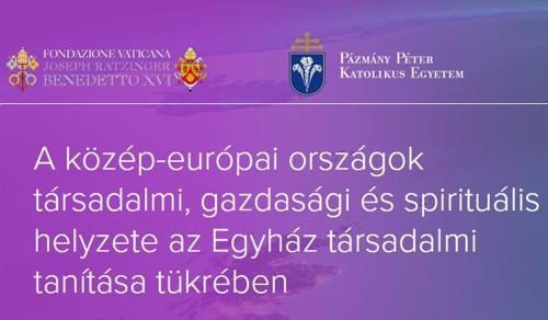 Kirobbanó érdeklődés kíséri a budapesti Ratzinger-konferenciát