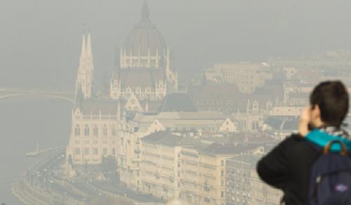 Évente 4 és fél millió idő előtti haláleset okoz a légszennyezettség