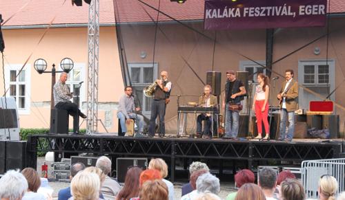 50 éves a Kaláka – fesztivállal ünnepelnek Egerben