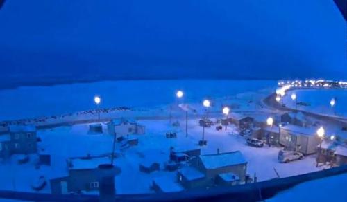Két hónapnyi sötétség borul mától egy alaszkai városra