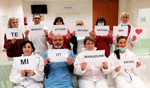 Félmilliós plusz juttatást ígért a kormány az egészségügyi dolgozóknak