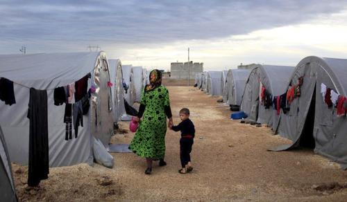 Az Egyesült Államok régóta az elnyomottak és menekültek reménysége