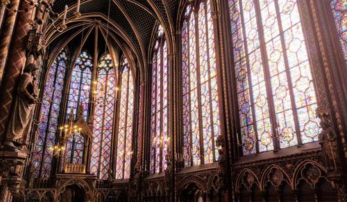 A világ legszebb ólomüveg ablakai