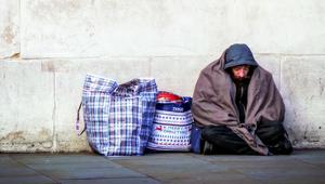 Varga László püspök üzenete a hajléktalanságról
