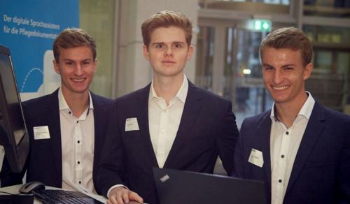 Ápolókat segítő alkalmazást fejlesztett három fiatal