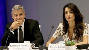 George Clooney százmilliókkal támogatja menekültek ezreit