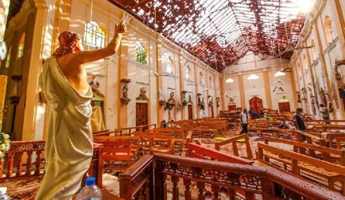 A Srí Lanka-i áldozatoknak adakozhatunk