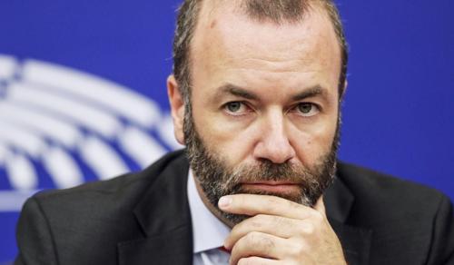 Manfred Weber: Teljes újrakezdésre van szükség a migrációs kérdésben