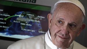 Ferenc pápa: A félelem őrületbe hajtja az embereket