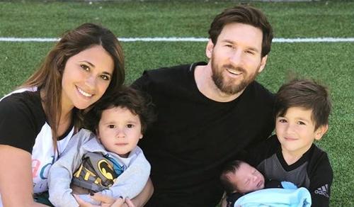Lionel Messi: A 3 gyermekemnek köszönhetően másként látom a világot
