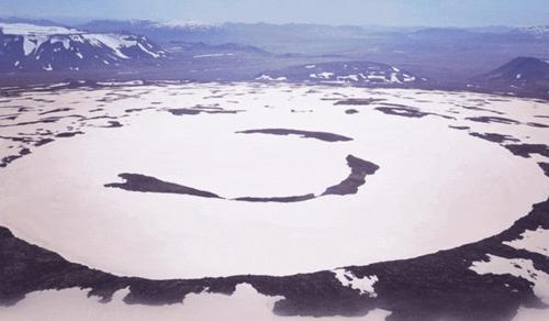 Búcsút vettek a izlandi gleccsertől, amellyel a klímaváltozás végzett