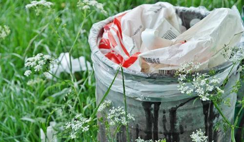 A műanyag zacskók betiltását sürgetik Németországban
