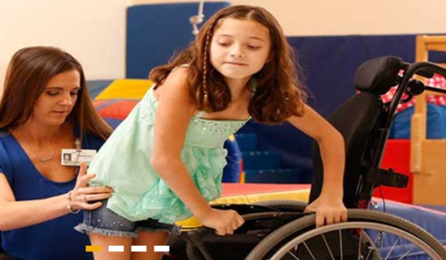 Kongresszus a mozgássérült gyerekek teljesebb életéért