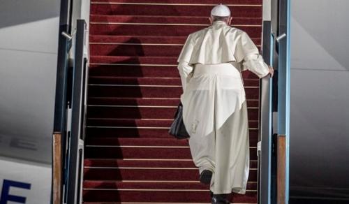 Minden útját elhalasztotta 2022-ig Ferenc pápa?