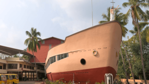Ilyen, ha (f)elszabadul a templomépítészet Indiában