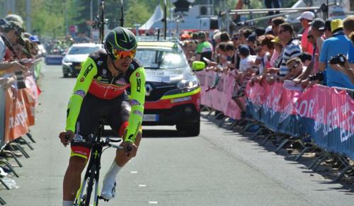 Giro d'Italia - Budapestről indul jövőre a verseny