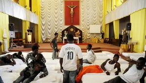 Olasz templomokat nyitnak meg a menekültek előtt