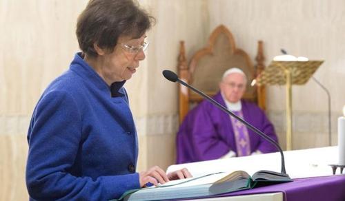 Nőt neveztek ki vatikáni külügyminiszter-helyettesnek