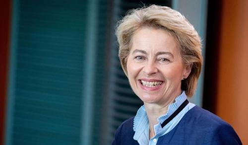 Megvan a jelölt az Európai Bizottság elnöki posztjára: Ursula von der Leyen
