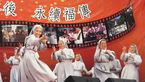 Ezek a vietnámi szerzetesnők elkapták a ritmust