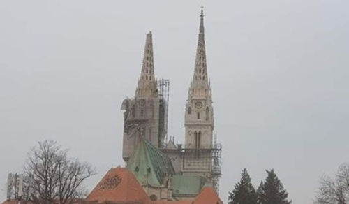 Gyorssegélyt küld Horvátországba a Magyar Katolikus Püspöki Konferencia