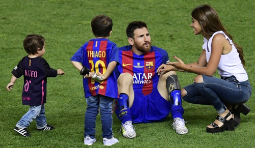 Messi, az ember