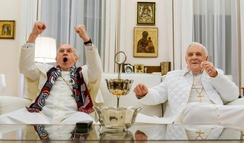 Egy pápa van, Ferenc