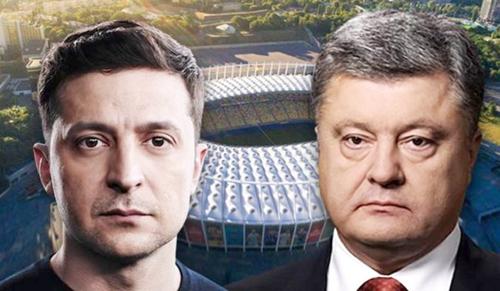 Nem tréfálnak: lesz ukrán elnökjelölti vita