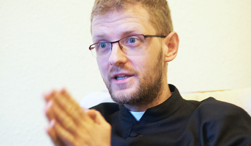 Hodász András: Semmi közöm a homofóbiához