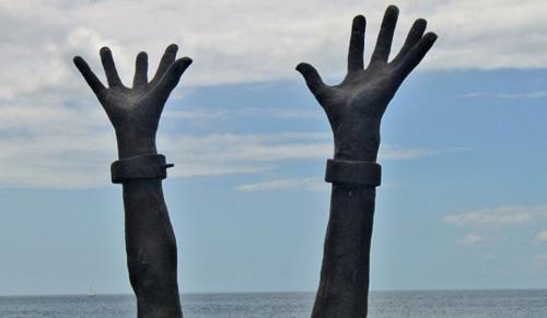 A rabszolgák köztünk élnek