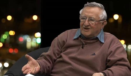 Elhunyt Tóth Sándor József Attila díjas író, költő, újságíró