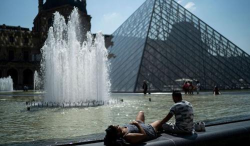 Hőség - Először mértek 45 fokot Franciaországban