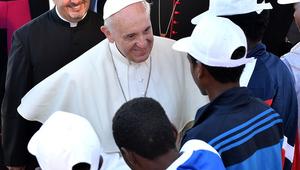 Megváltoztatta Ferenc pápát a menekültek tragédiája