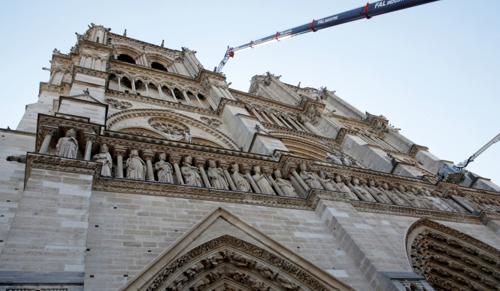 Nyár lesz, mire stabilizálják a Notre-Dame épületét