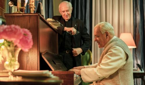 A két pápa című film lelki tükörnek is kiváló