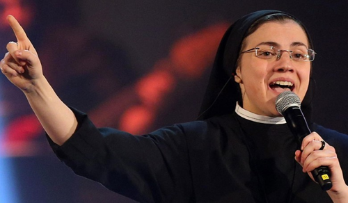 Cristina nővér: A valódi boldogság apró dolgokban rejlik