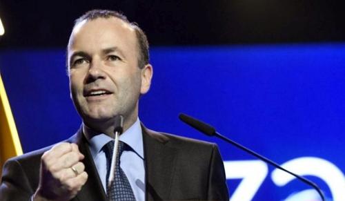 Manfred Webert választották ismét néppárti frakcióvezetőnek