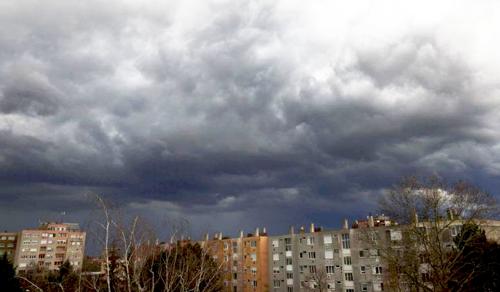 Nagy esők jönnek?