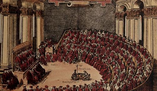 Közel fél évezrede kezdődött a világ egyik leghosszabb zsinata